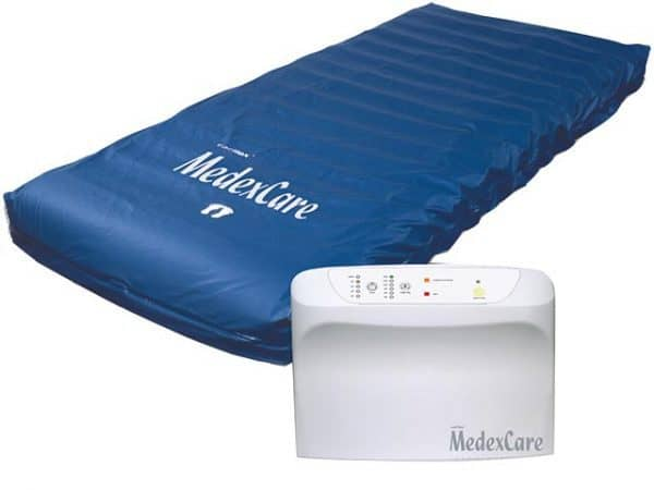 MedexCare-Pump+Mattress