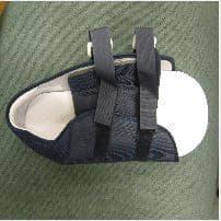 נעל גבס